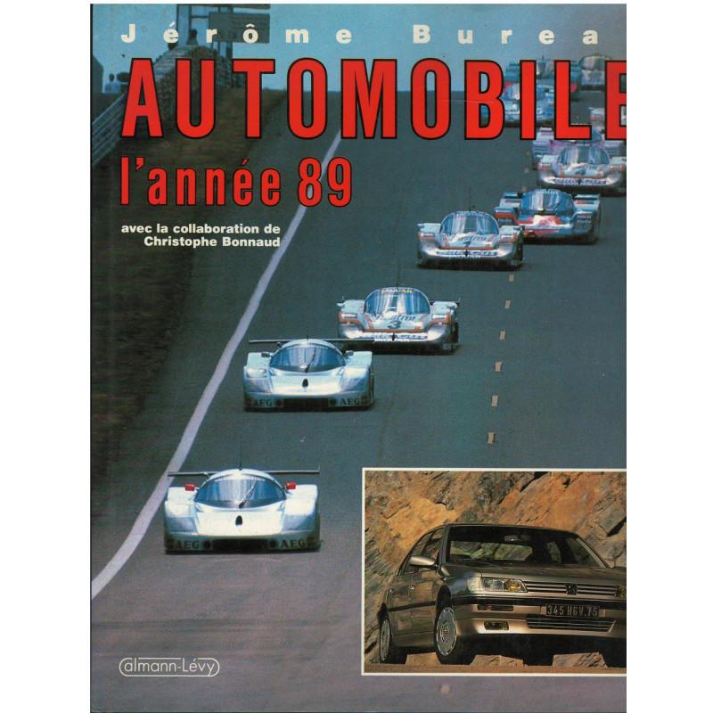 AUTOMOBILE L'ANNEE 89 Librairie Automobile SPE 9782702118139