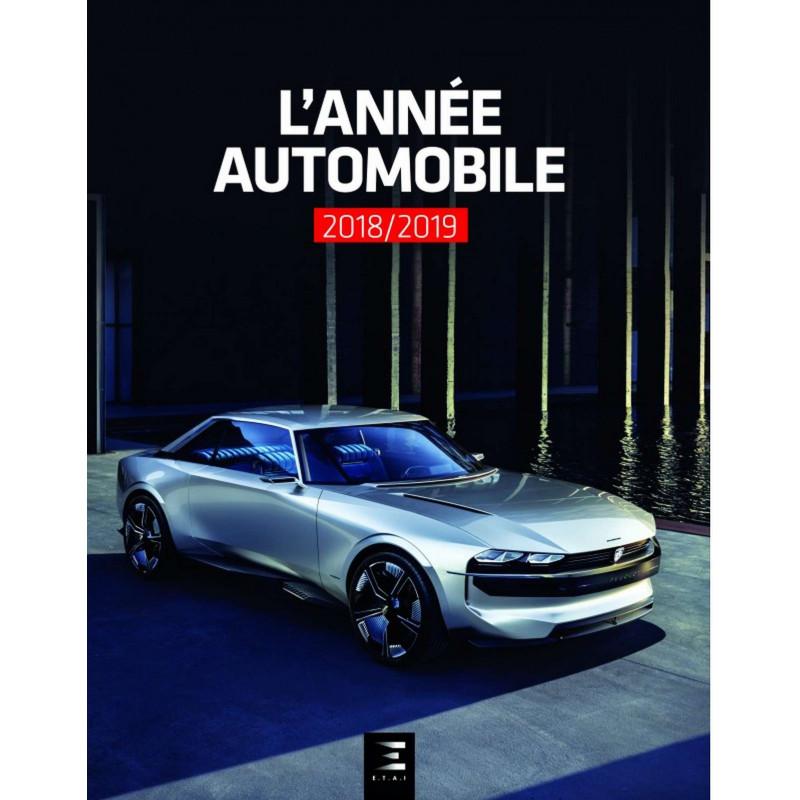 L'ANNÉE AUTOMOBILE N°66 2018-2019 Librairie Automobile SPE 9791028303167