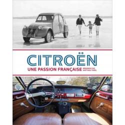 CITROËN UNE PASSION FRANÇAISE Librairie Automobile SPE 9782376710073
