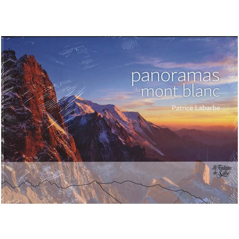 PANORAMAS DU MONT BLANC Librairie Automobile SPE 9782842066642