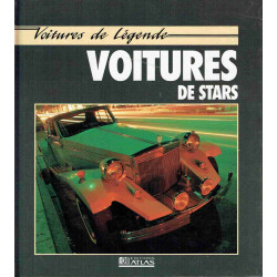 VOITURES DE STARS VOITURE DE LÉGENDE / Burnham Colin / Edition ATLAS-9782731213065