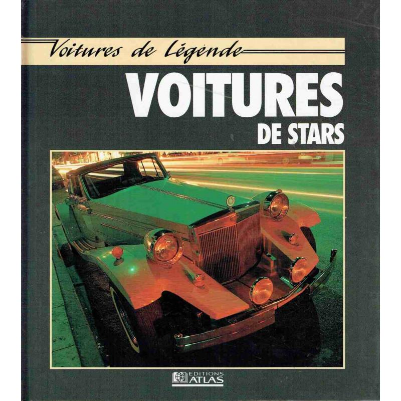 VOITURES DE STARS VOITURE DE LÉGENDE Librairie Automobile SPE 9782731213065