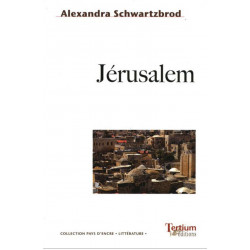 Jerusalem De Alexandra Schwartzbrod Ed. Tertium Librairie Automobile SPE 9782916132174