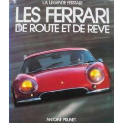 LES FERRARI DE ROUTE ET DE RÊVE (1°Edition) / EPA Librairie Automobile SPE 9782851201041-occas