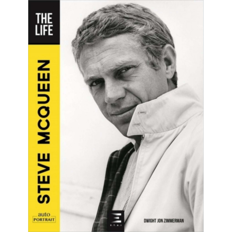 The life McQueen Librairie Automobile SPE 9791028303402