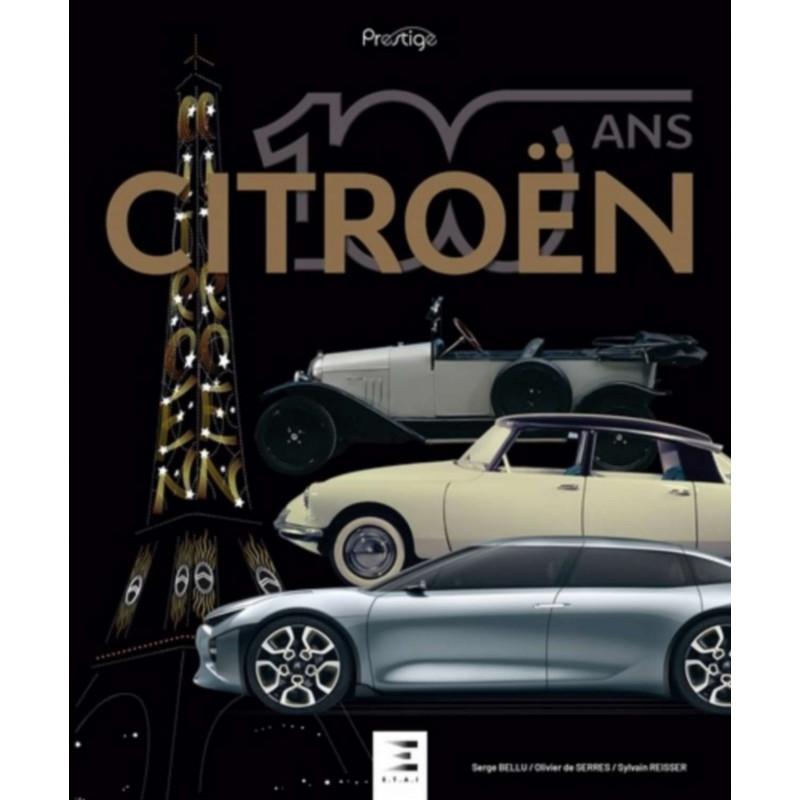 CITROËN 100 ANS (COFFRET) Librairie Automobile SPE 9791028303228