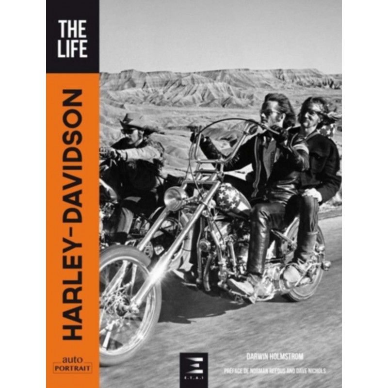 The life Harley-Davidson Librairie Automobile SPE 9791028303297