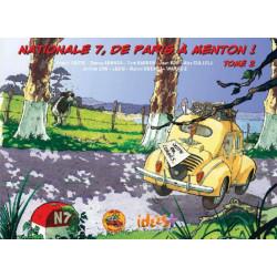 Nationale 7, de Paris à Menton ! Tome 2 Librairie Automobile SPE 9782916795966