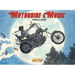 Motorbike et music Librairie Automobile SPE 9782374700007