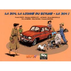 La 204, la lionne du bitume ! Librairie Automobile SPE 9782916795669