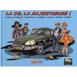 La DS, la majestueuse ! Librairie Automobile SPE 9782916795591