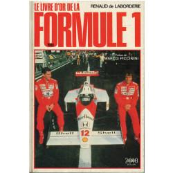 LE LIVRE D'OR DE LA FORMULE 1 1988 Librairie Automobile SPE 9782263013096