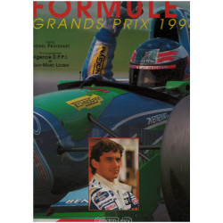 FORMULE 1 GRANDS PRIX 1994 Librairie Automobile SPE 9782702123379