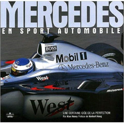 MERCEDES EN SPORT AUTOMOBILE Librairie Automobile SPE 9782940125951
