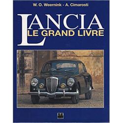 LE GRAND LIVRE LANCIA - EPA Librairie Automobile SPE 9782851204394
