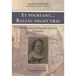ET POURTANT... BALZAC DISAIT VRAI Librairie Automobile SPE 9782847125948