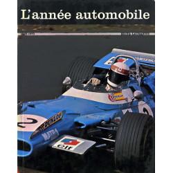 L'ANNÉE AUTOMOBILE N°17 1969-1970 Librairie Automobile SPE ANNÉE AUTOMOBILE N°17