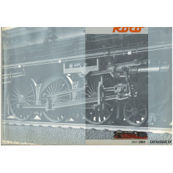 CATALOGUE ROCO HO N 2003/04 Librairie Automobile SPE ROCO 2003/04