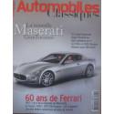 MASERATI GRANTURISMO - AUTOMOBILES CLASSIQUES N°161 Librairie Automobile SPE AC161