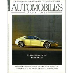 ASTON MARTIN RAPIDE - AUTOMOBILES CLASSIQUES N°193 Librairie Automobile SPE AC193