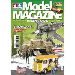 Tamiya Model Magazine n°152 - Mars/Avril 2018 Librairie Automobile SPE 3781569607455