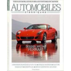 DOSSIER FERRARI - AUTOMOBILES CLASSIQUES N°186 Librairie Automobile SPE AC185