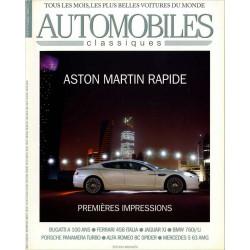 DOSSIER BUGATTI - AUTOMOBILES CLASSIQUES N°187 Librairie Automobile SPE AC187