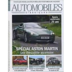 DOSSIER ASTON MARTIN 25 ANS - AUTOMOBILES CLASSIQUES N°175
