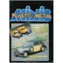 REVUE MINIS PLASTIC - METAL N° 80 Librairie Automobile SPE MINIS PLASTIC-METAL 80