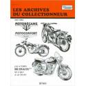 Motobecane - Motoconfort 100, 125 et 175 (Monocylindre 4 Temps) ARC102 Librairie Automobile SPE 9782726899403