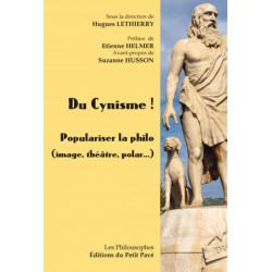 Du Cynisme Populariser la philo / Hugues Lethierry Librairie Automobile SPE 9782847125894