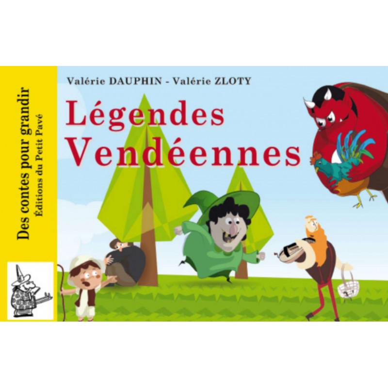 Légendes vendéennes / Valérie Dauphin Librairie Automobile SPE 9782847125726