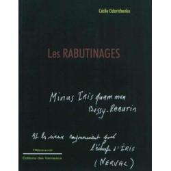 LES RABUTINAGES / CÉCILE ODARTCHENKO / EDITIONS DES VANNEAUX Librairie Automobile SPE 9782916071558