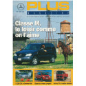 PLUS MAGAZINE - LES INFORMATIONS DE MERCEDES-BENZ FRANCE N°57 - MARS 1998 Librairie Automobile SPE PLUS MAGAZINE 57