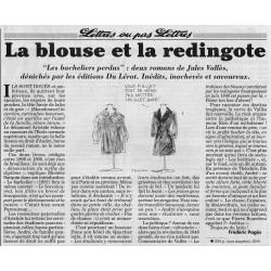 LES BACHELIERS PERDUS de Jules Vallès Librairie Automobile SPE 9782355481345