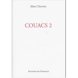 COUACS VOL.2 / ALAIN CHEVRIER / EDITIONS DES VANNEAUX Librairie Automobile SPE 9782371290525