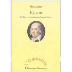 HYMNES / FRIEDRICH HÖLDERLIN / EDITIONS DES VANNEAUX Librairie Automobile SPE 9782916071930