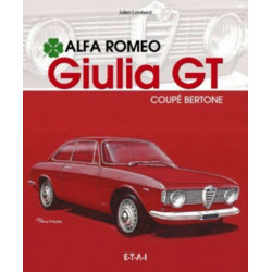 ALFA ROMEO GIULIA GT COUPE BERTONE Librairie Automobile SPE 9782726897843