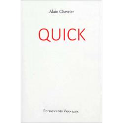 QUICK COUACS VOL.5 / ALAIN CHEVRIER / EDITIONS DES VANNEAUX Librairie Automobile SPE 9782371291256
