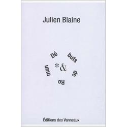 DÉBUTS DE ROMAN / JULIEN BLAINE / EDITIONS DES VANNEAUX Librairie Automobile SPE 9782371291096
