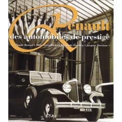 RENAULT AUTOMOBILES DE PRESTIGE / CLAUDE ROUXEL Librairie Automobile SPE 9782726886168
