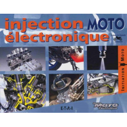 INJECTION ÉLECTRONIQUE MOTO / FRANCK MÉNERET / EDITIONS ETAI Librairie Automobile SPE 9782726894408