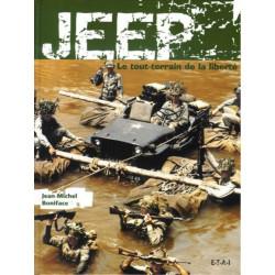 JEEP LE TOUT-TERRAIN DE LA LIBERTÉ / JM BONIFACE / EDITIONS ETAI Librairie Automobile SPE 9782726893715