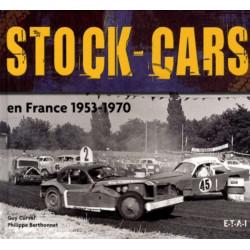 STOCK-CARS 1953-1970 / PHILIPPE BERTHONNET / EDITIONS ETAI Librairie Automobile SPE 9782726887585
