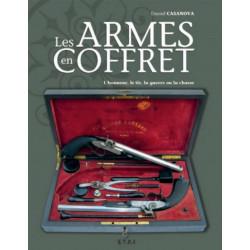 LES ARMES EN COFFRET / DANIEL CASANOVA / EDITIONS ETAI Librairie Automobile SPE 9782726894989