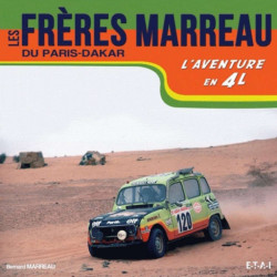 LES FRÈRES MARREAU / BERNARD MARREAU / EDITIONS ETAI Librairie Automobile SPE 9782726895467