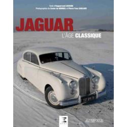 JAGUAR L'AGE CLASSIQUE Librairie Automobile SPE 9791028300777
