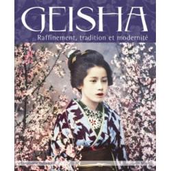 GEISHA , RAFFINEMENT, TRADITION ET MODERNITÉ Librairie Automobile SPE 9782841021376