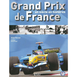 GRAND PRIX DE FRANCE / ALAIN PERNOT / EDITIONS ETAI Librairie Automobile SPE 9782726886571