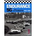 ENDURANCE - 50 ANS D'HISTOIRE VOLUME 1 / CHRISTIAN MOITY / EDITIONS ETAI Librairie Automobile SPE 9782726885963